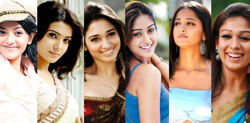 Tollywood actresses without make up