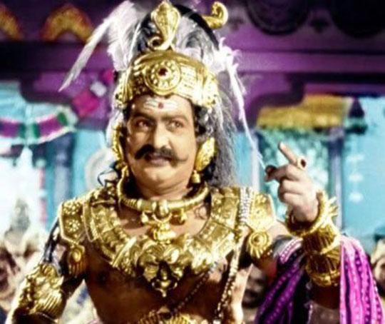 S. V.Ranga Rao