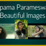 Anupama Parameswaran Beautiful Images