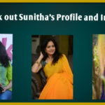 Singer Sunitha Profile and Images