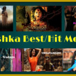 Actress Anushka Shetty Best/Hit Movies