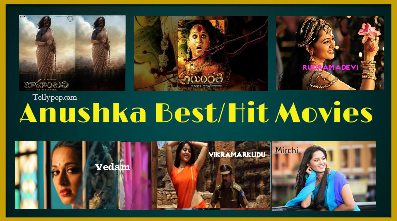 Anushka Shetty Best Movies
