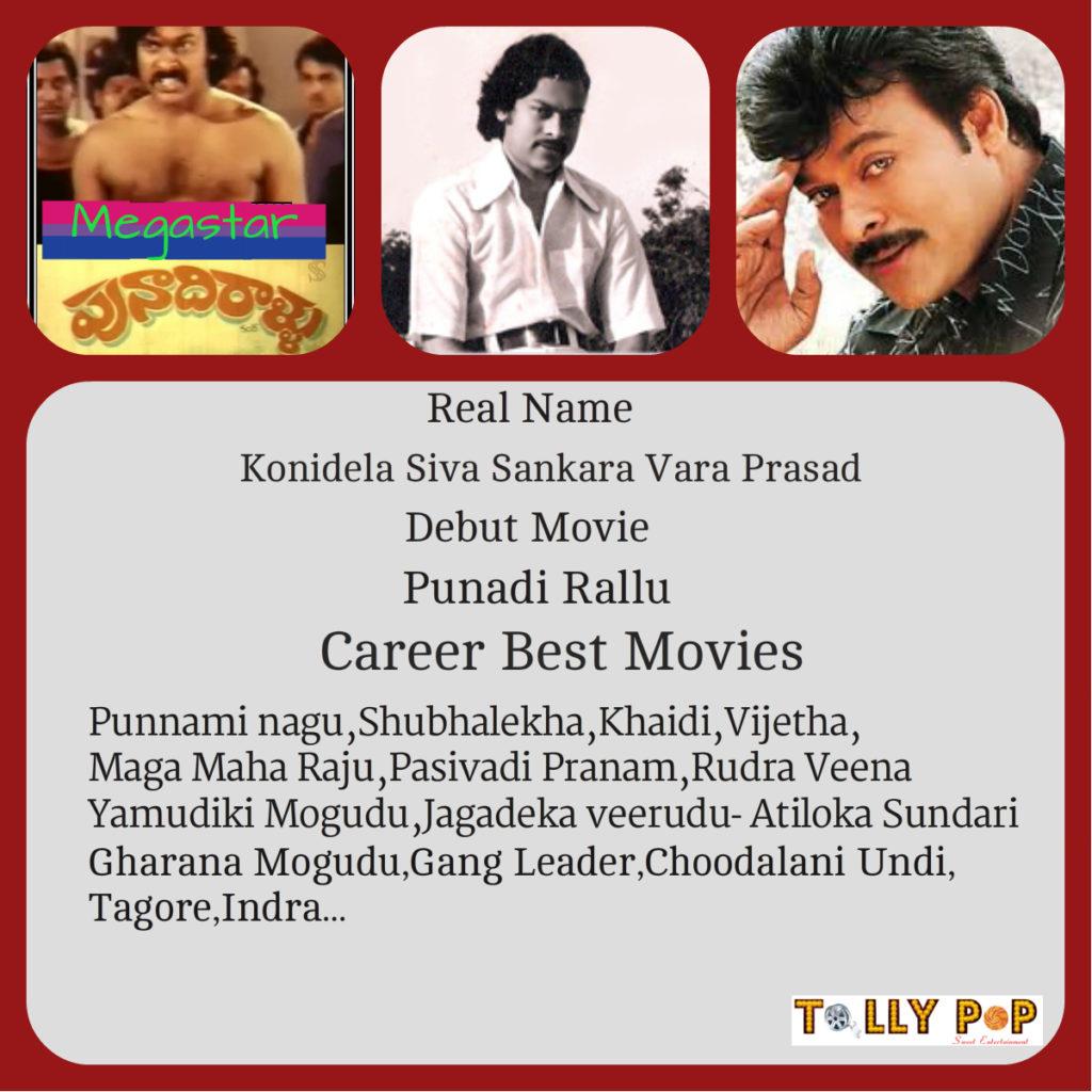 Top Film stars Debut Movies