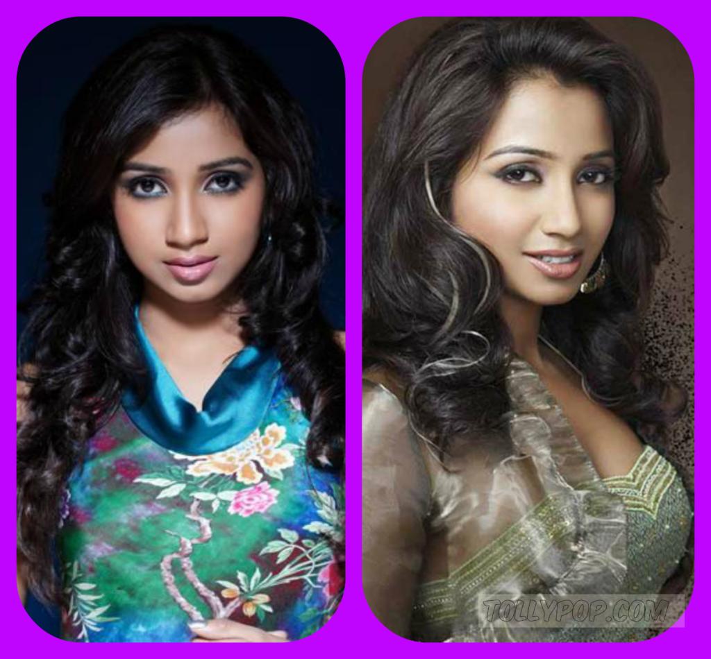 Shreya Ghoshal profile