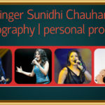 Indian Singer Sunidhi Chauhan Profile
