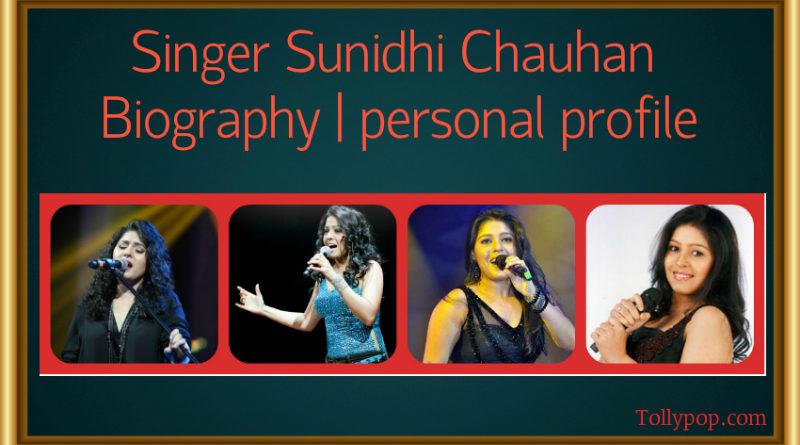 Sunidhi Chauhan Profile
