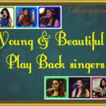 Indian young  and beautiful Female Play Back singers