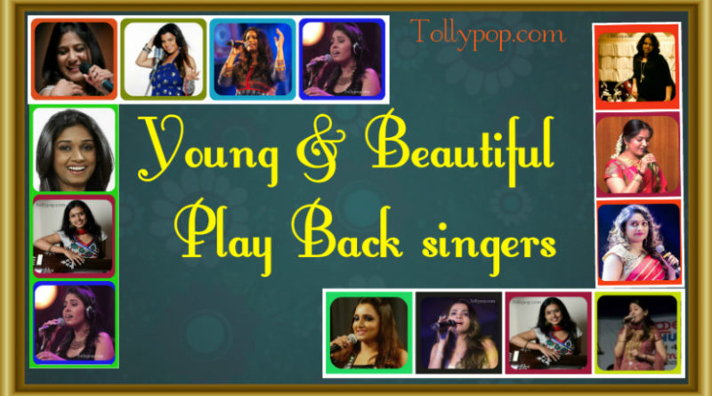 Young female singers