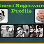 Akkineni Nageswara Rao profile