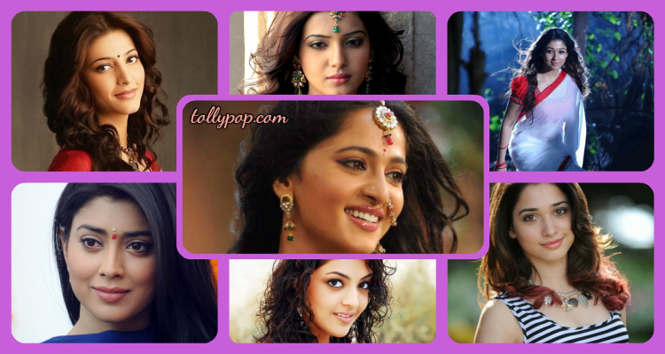 Tollywood beautiful actresses