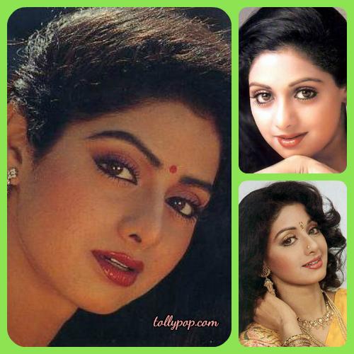 Actress Sridevi