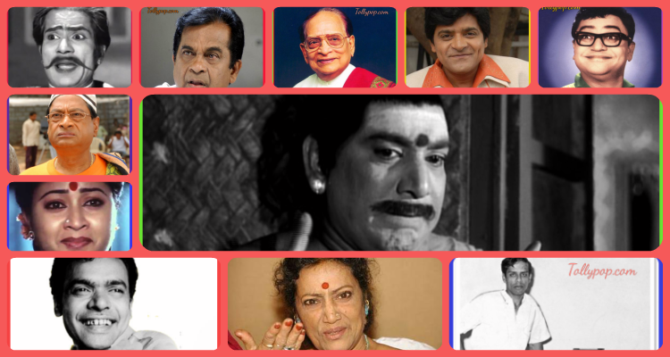 Best Tollywood Comedians