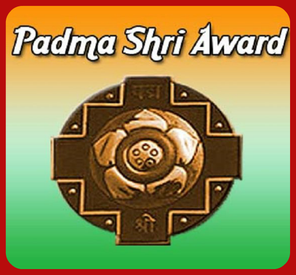 Film Industry Padma shri Awardees