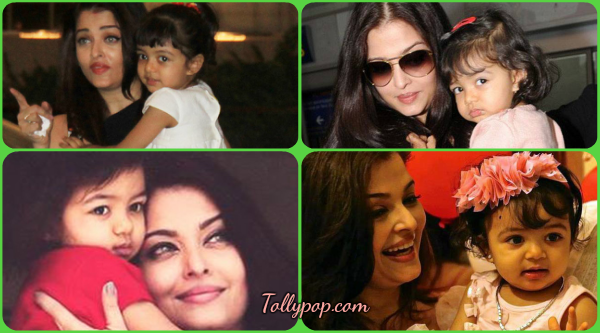Celeb Mothers With Their Daughters