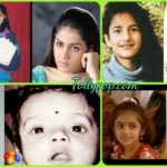 Film Actresses Childhood Photos